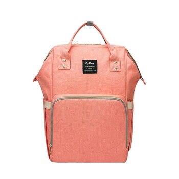 Женский Большой Водонепроницаемый рюкзак в стиле Оксфорд для мамы детские подгузники для кормления рюкзаки, сумки для путешествий большая ... >> madeonline Store