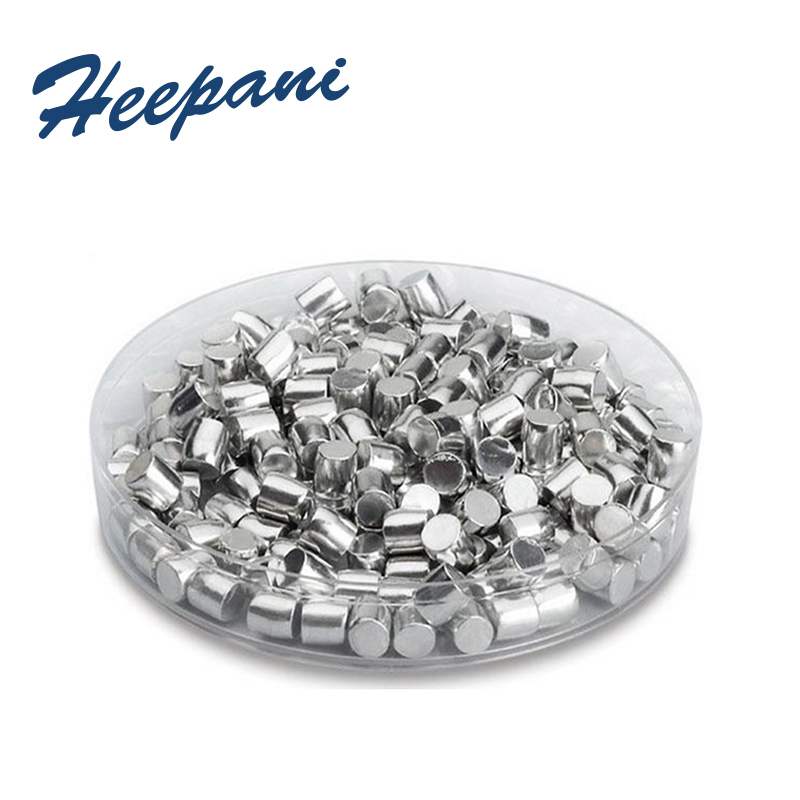 Free Shipping Al ≥99.99% Metal Aluminum Particles / Granules / Pellets For Scientific Research