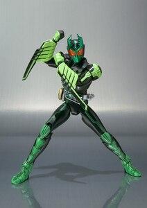 "Image 4 - 100% figurine originale BANDAI Tamashii Nations S.H.Figuarts (SHF) GATAKIRIBA Combo de ""Kamen Rider OOO"""