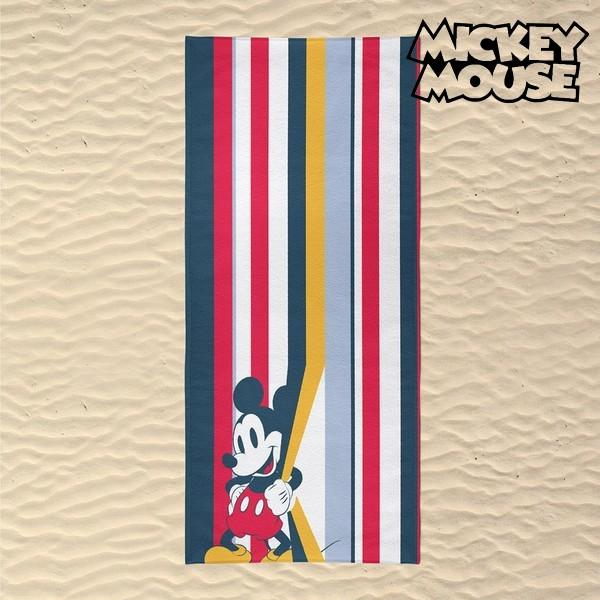 Towel Beach Mickey Mouse 77996