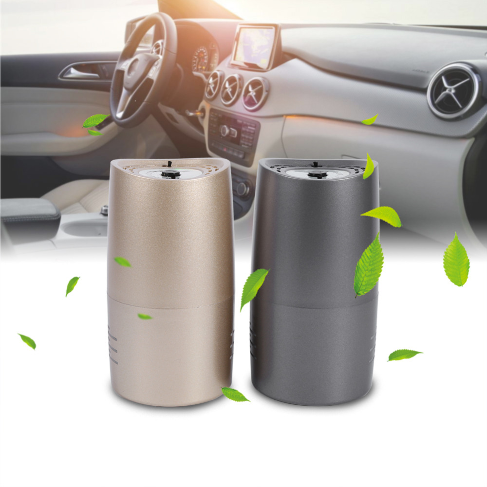 Car-Styling New Mini USB Car Home Air Ionic Cleaner Purifier Filter Ionizer Freshener Car Air Ionic Purifier Car Air Purifier