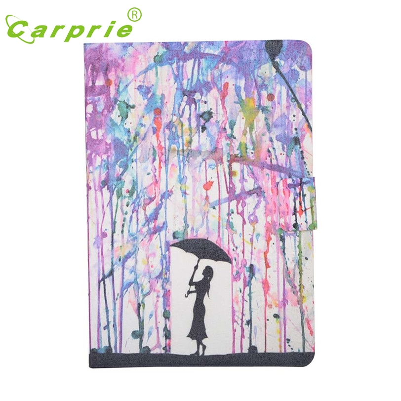 CARPRIE Leather Stand Flip Case Cover Skin For SumSung Galaxy Tab A 8.0 T350 Feb21 MotherLander