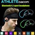 Original dacom atleta fone de ouvido sem fio bluetooth 4.1 fone de ouvido fone de ouvido estéreo nfc mic fones de ouvido fones de ouvido fone de ouvido auriculares para iphone/samsung