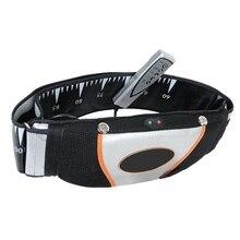 Slimming Massager Belts Shape Slender Fats Burning Waist Belt Weight Loss Sauna Heating Vibrating Belt Eu Plug