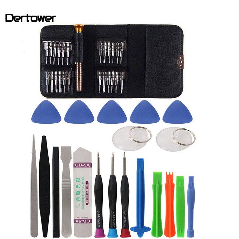 Набор отверток Torx 45 в 1, набор инструментов для ремонта мобильный телефон, Многофункциональный ручной инструмент для Iphone, часов, планшетов, П...