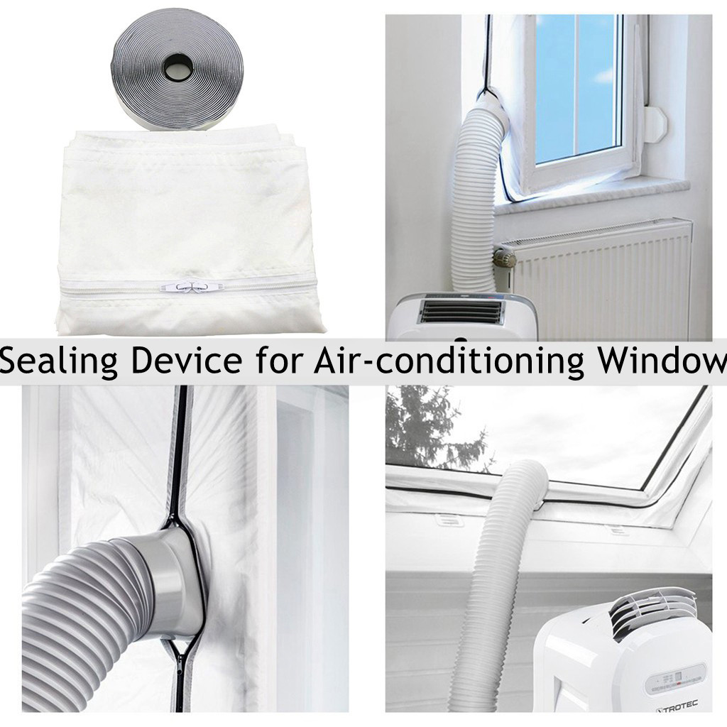 Window Sealing For Mobile Air Conditioners And Exhaust Air Dryers Window Sealing Conditioners Air Conditioners Window Cloth
