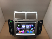 Android 6 0 Quad Core 1024 600 Car DVD Player 2din Car 3g Wifi Radio Gps