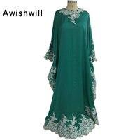 Cheap Sale Arabic Style Party Prom Gown Appliques Chiffon Long Robe Formal Dress Women Elegant Turkish Moroccan Kaftan