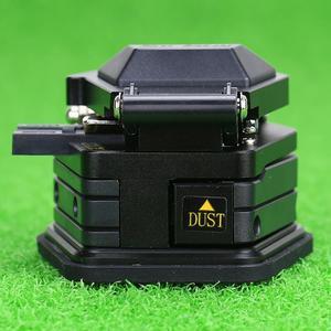 Image 4 - Kelushi Fiber Cleaver SKL 6C Kabel Snijmes Fttt Glasvezel Mes Gereedschap Hoge Precisie Cutter 12 Oppervlak Mes