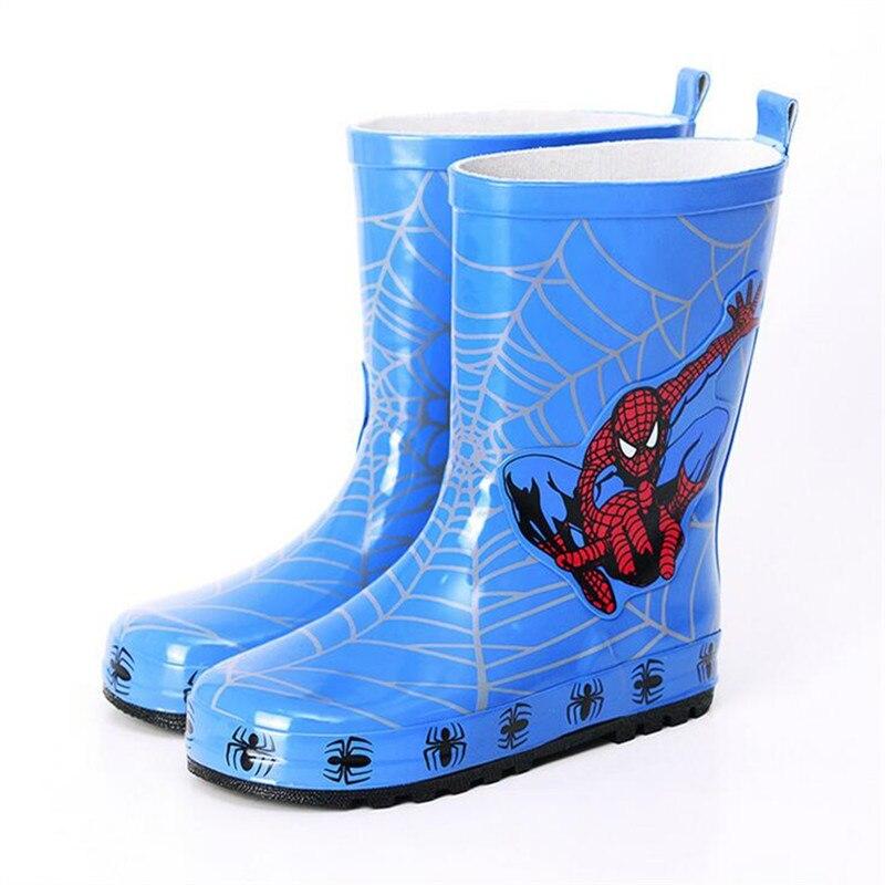 Aliexpress.com : Buy Blue non slip rubber rain boots for children ...