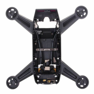 Image 4 - Without Motor Drone Frame Hobby Housing Replacement Parts Refit Middle Shell Metal Body Cover Repair Easy Install For DJI Spark