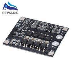 3S 25A Li-Ion 18650 BMS PCM плата защиты батареи BMS PCM с балансом для литий-ионного Lipo батареи модуль
