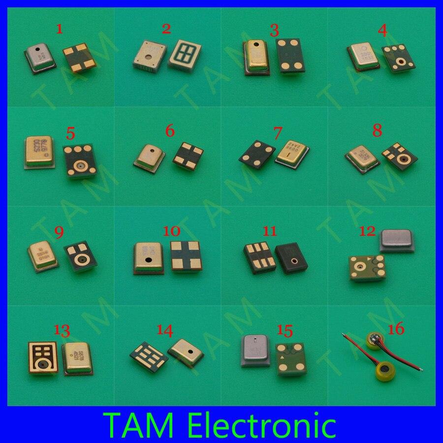 imágenes para 16 modelos En Total 80 UNIDS Micrófono MICRÓFONO Interno de Reparación Para Samsung HTC Motorola Nokia Sony Huawei Xiaomi Para Lenovo ASUS
