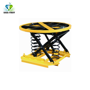 CE Certified Electric Movable Pallet Positioner