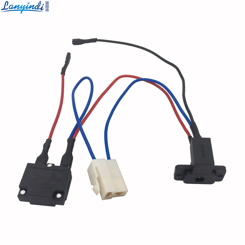 Children Electric Car Storage Battery Charging Interface With Fuse Rhaliexpress: Rc Car From A Wire At Cicentre.net