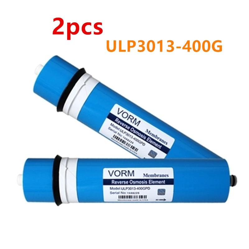 2pcs aquarium filter 400 gpd Reverse Osmosis Membrane ULP3013 400 Membrane Water Filters Cartridges ro system