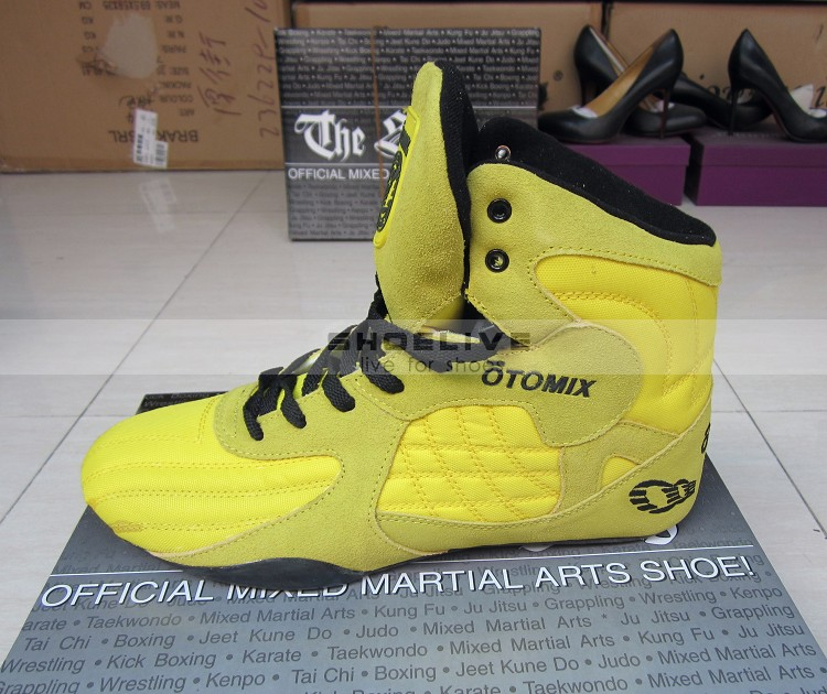 8578f4e9adbd55 Otomix M3000 GYM Stingray Shoes Grappling Martial Arts The Ultimate Trainer  Bodybuilding Shoe