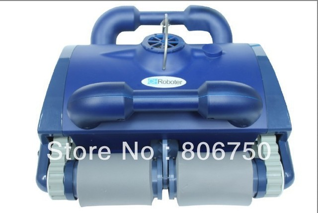 Pool Robot Cleaner With Remote controller,Working Area:100m2-200m2, auto cleaning swimming pool