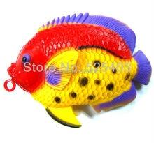 Children's Fishing Toy Rod  Model  Net 3 large  Fish Kids Children Bath Time Fun Game