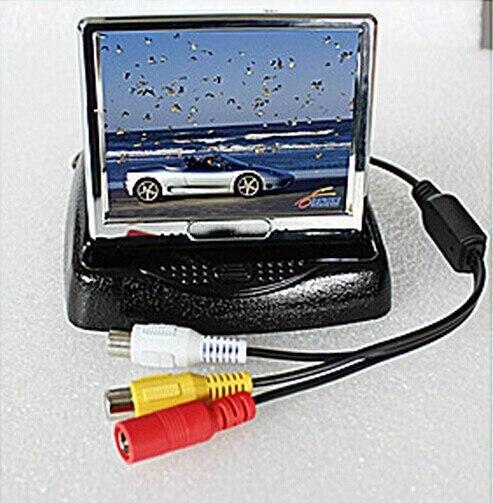 3.5 Pollice Pieghevole TFT Monitor Per Cctv 480x2723.5 Pollice Pieghevole TFT Monitor Per Cctv 480x272