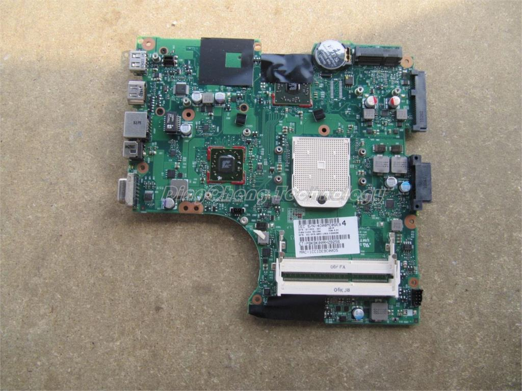 For hp cq325 625 611803-001 original laptop Motherboard RS880M DDR3 integrated graphics card 100% fully tested ada phantom 2d set