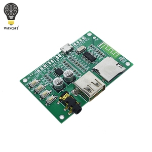 Image 5 - BT201 듀얼 모드 5.0 블루투스 무손실 오디오 전력 증폭기 보드 모듈 Tf 카드 U 디스크 Ble Spp 직렬 포트 투명 트랜스