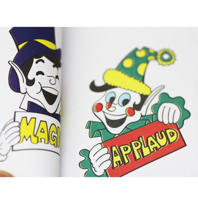 Smiješno komedija Magic bojanje knjiga mala / srednja / velika - Klasične igračke - Foto 4