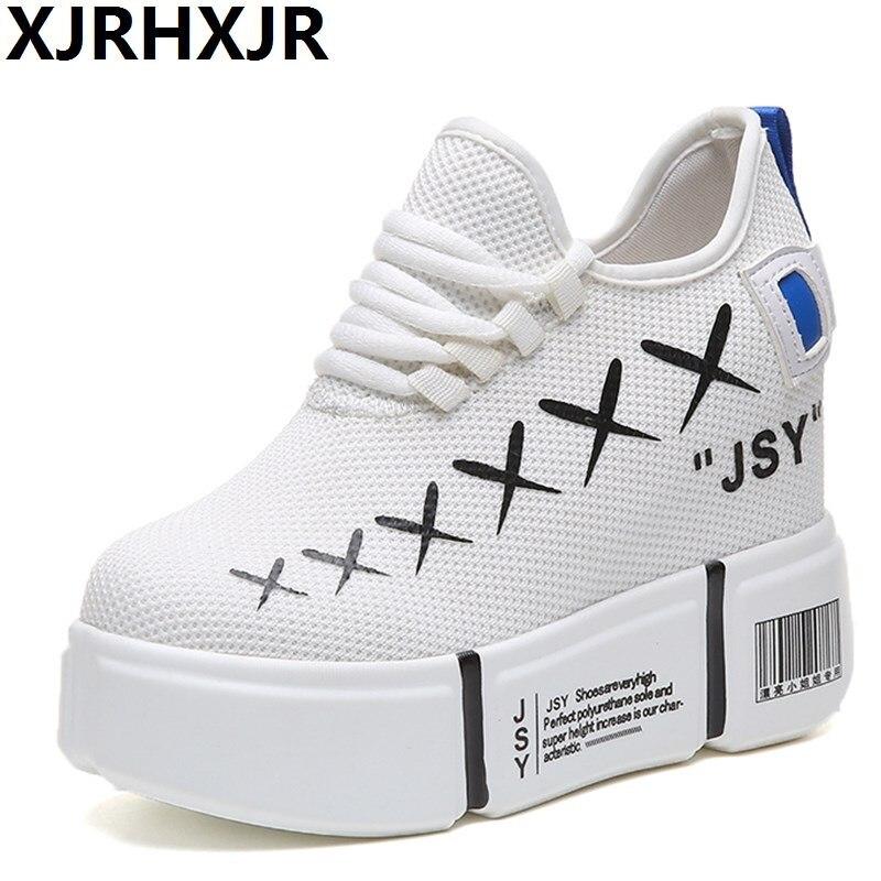 XJRHXJR Brand Street Shooting Shoes Female Korean Version Harajuku Students Women Shoes Ins Hot Selling Sneaker White Shoes