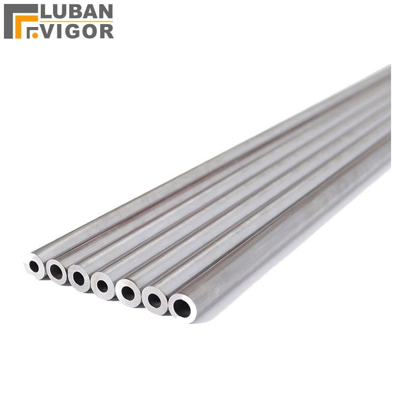 20Ft Length 316 Stainless Steel Sanitary Welding Welded Tube Tubing 6M 6pcs 1M OD 1 25mm