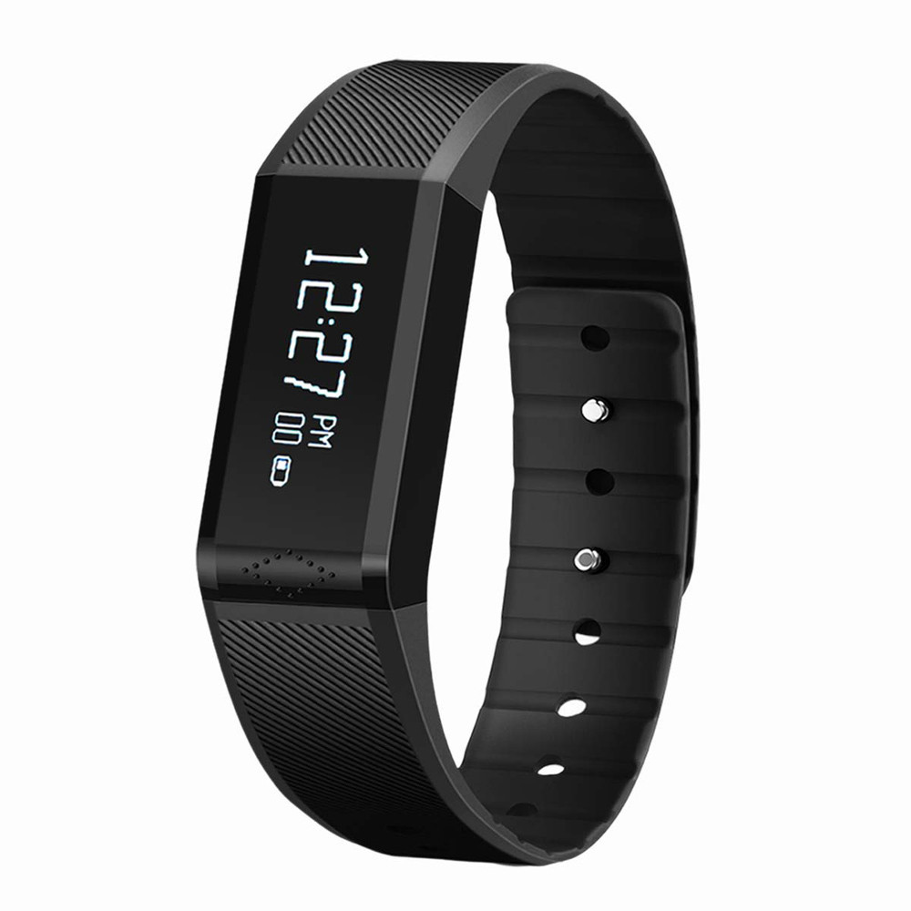 Bluetooth Smart Bracelet Wristband X6 Sport Bracelet with Sleep Monitor Pedometer Smart Band Watch for Xiaomi iPhone Smartphone