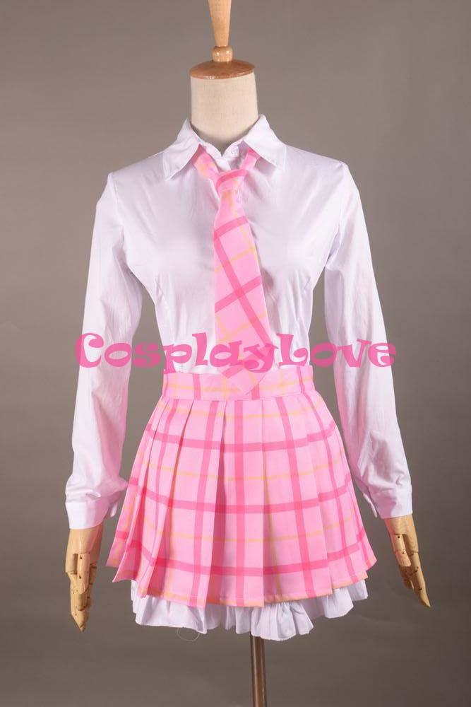 Noragami Kofuku Dress Cosplay Costume (4)