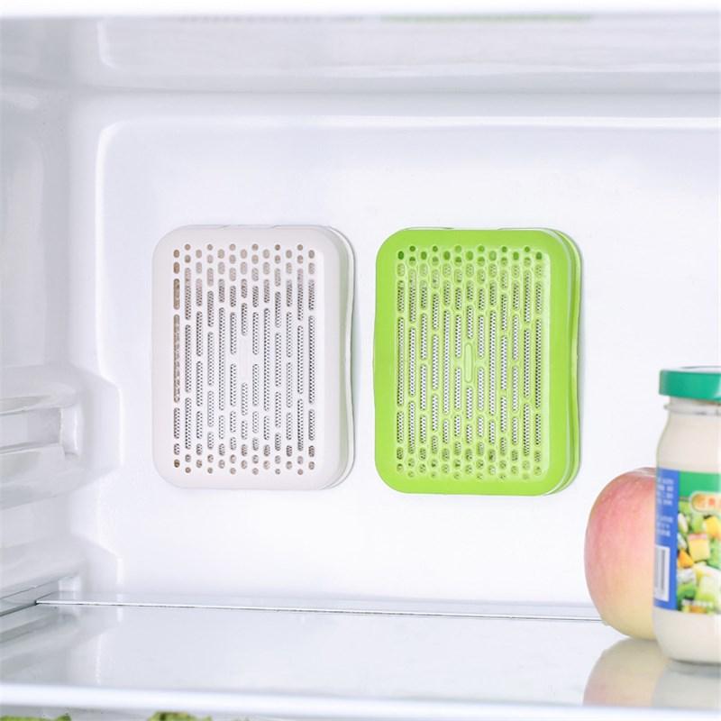 Duft Box für Kühlschrank Kühlschrank Aktiviert Bambuskohle Deodorant ...