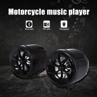 Мотоцикл аудио динамик будильник музыкальный плеер звук MP3 AOVEISE MT483 модный Водонепроницаемый Анти-пыль/кража навигационный дизайн