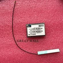 10pcs serial uart dual Ethernet wifi module hlk rm04 with two serial port HLK RM04