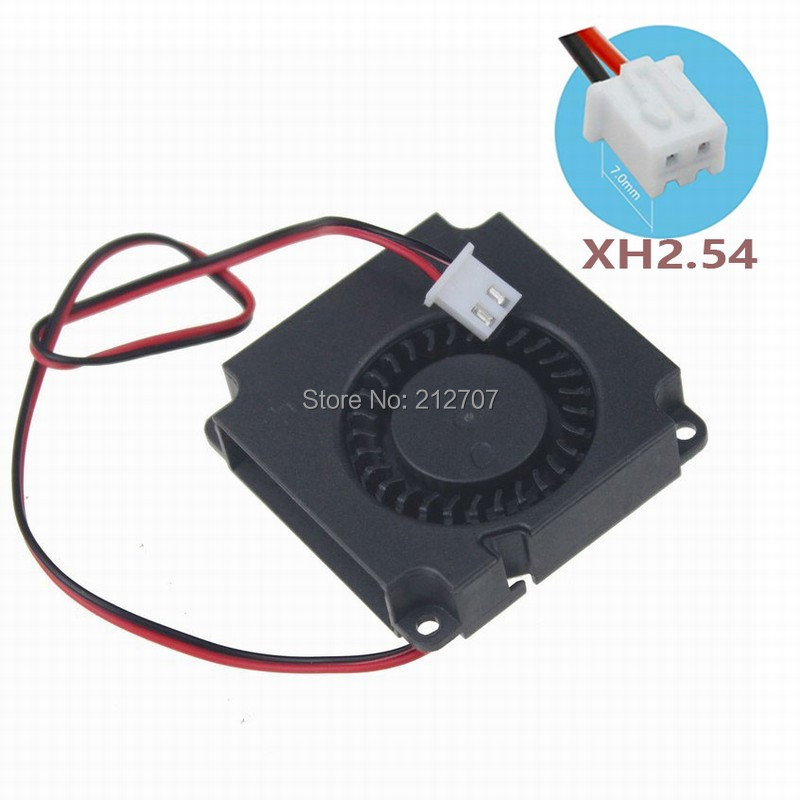 Купить с кэшбэком 1PCS Gdstime 24V 4010 4CM 40MM DC Cooling Turbo Blower Fan for 3D Printer