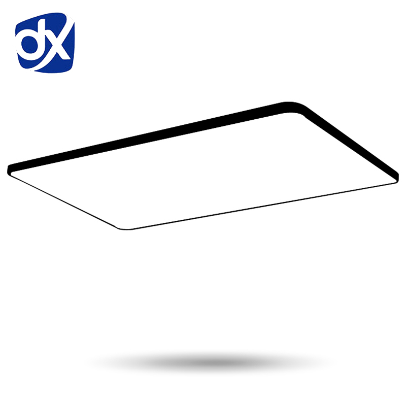 DX ultra-thin square LED ceiling lighting ceiling lamps for the living room chandeliers Ceiling for the hall modern ceiling lamp цена
