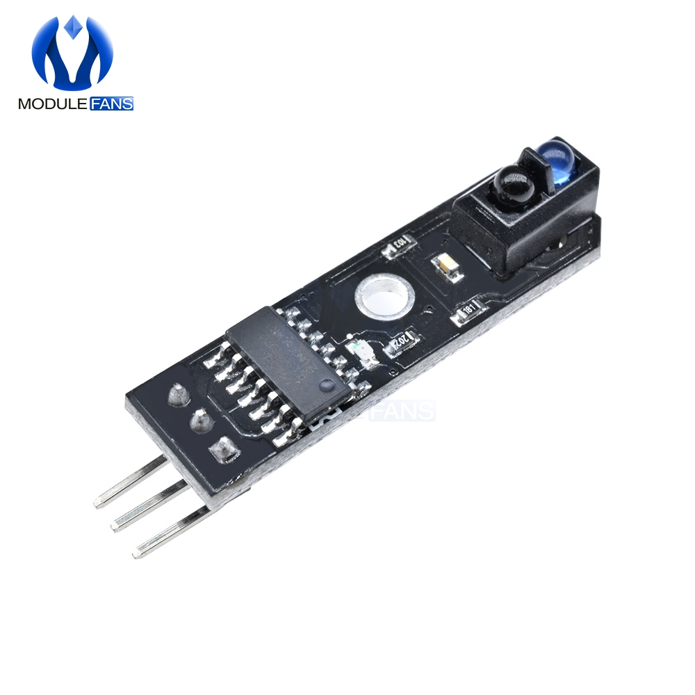 10PCS IR Infrared Line Track Follower Sensor TCRT5000 Obstacle Avoidanc For Arduino AVR ARM PIC DC 5V