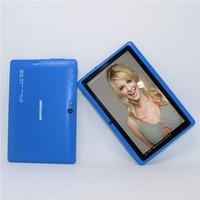 Glavey 7 inch Q88 אנדרואיד 4.4 8 GB IPS Allwinner A33 A88X Quad core tablet pc Google נגן הזול ביותר