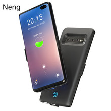 7000mAh For Samsung GalaxyS9 A8 Portable Charger Rechargeable Extended Battery Case Pack Protective Backup Battery caseS9 A8Plus