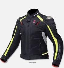 Jk-63 titanium сплава падение куртка мотоцикла дороги велоспорт куртка лето куртка