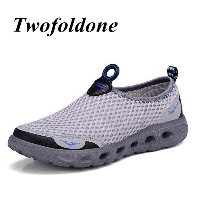 49a29310f12 Súper Ligeras Zapatillas de deporte mujer zapatos corrientes Atléticos  jogging Verano adultos zapatillas cómodas Transpirable zapatos
