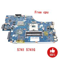 NOKOTION for Acer aspire 5741g 5742g laptop Motherboard NEW70 LA 5891P MBPSZ02001 HM55 With Graphics card