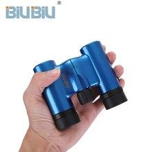 BIUBIU 8X22 HD Powerful Binoculars Zoom Dual Focusing Adjustment High Quilaty Single Focus Optic Lens