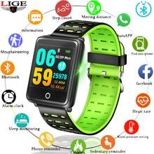 Men Women Watch Smart Bracelet Sport Bracelet Bluetooth Fitness Activity Tracker Heart Rate Monitor Smartband For Android iOS недорго, оригинальная цена