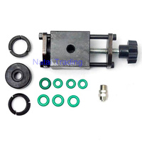 common rail injector diesel collector for all Bosch injectors, common rail test bench spare part