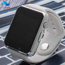 50pcs/lot Smart Watch A1 W8 With Sim Card Camera Bluetooth Smartwatch For Android ISO apple Wearable Devices Whatsapp Facebook