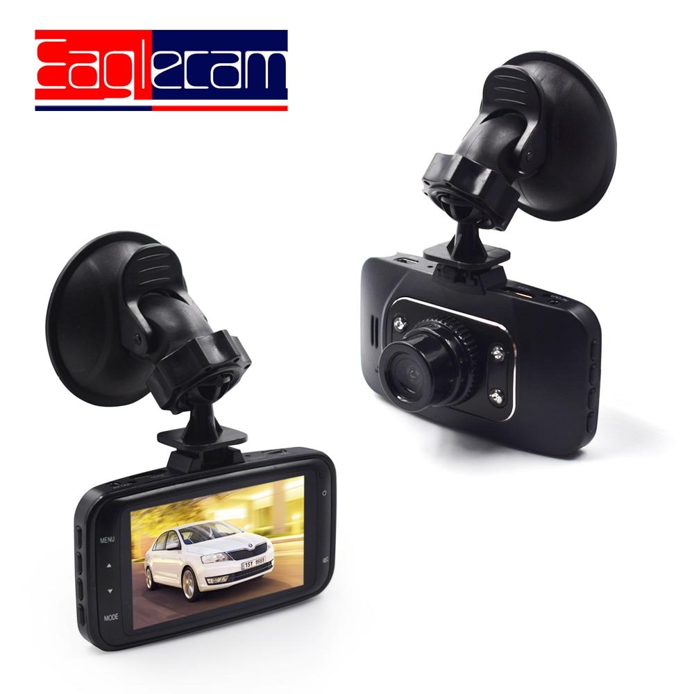 """imágenes para Original Novatek GS8000L Full HD 1080 P 2.8 """"del coche del Vehículo DVR Cámara de Vídeo Grabador Dash Cam g-sensor HDMI de La Visión Nocturna Recuadro Negro"""