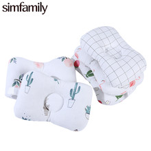 [Simfamily] Newborn Baby Shaping Pillow Toddler Kdis Head Protection Infant Sleep Cushion Bedding Accessories Room Decor(China)