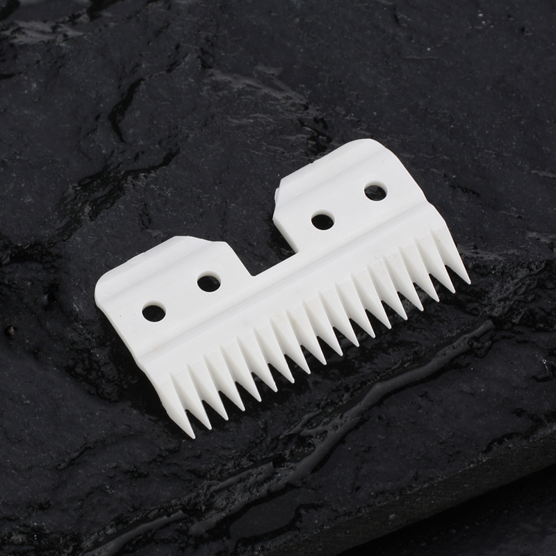 Ceramic Pet Clipper blade clipper Good sharpness oster A5 blade size high quality and durable 18Teeth 10cps 50pcs 100pcs
