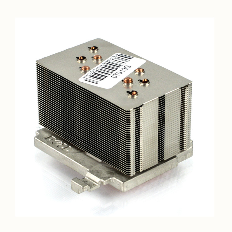 R810 Server Heatsink 0T913G T913G R810 heatsink CPU kit R810 heat sink T913G Server Cooler